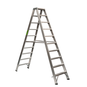 ALU.LADDER 10 STP HD