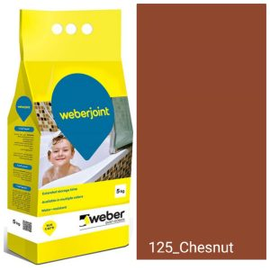 GROUT 125CHESNUT 5KG