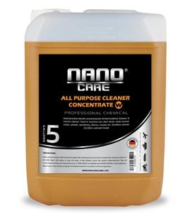 Nano Care All Purpose Cleaner Concentrate (W)