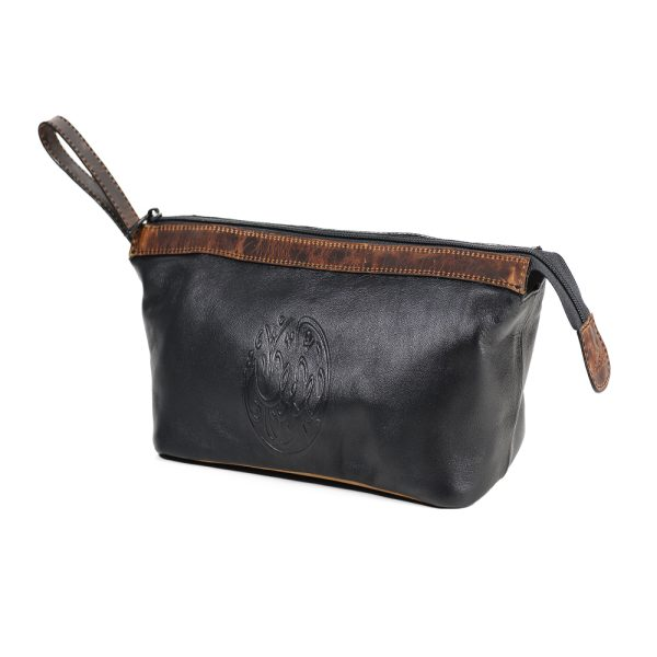 Cosmetic Pouch LG 181 Black