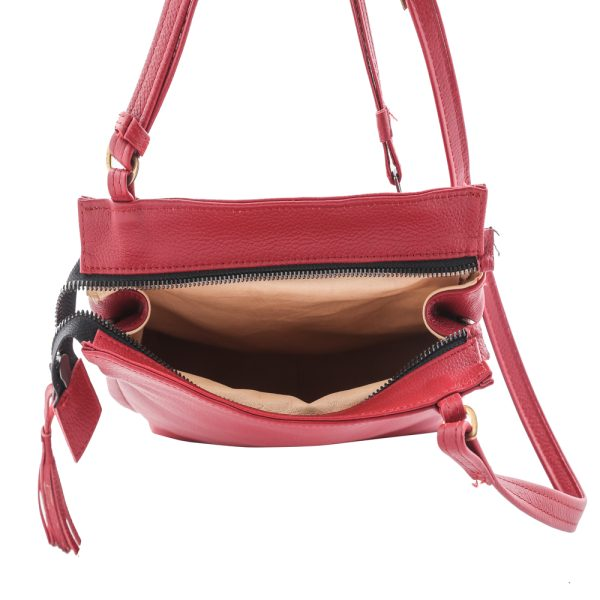 Cross Body  Bag LG 281 Red