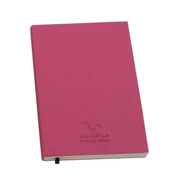 Small Notebook LG258 Pink