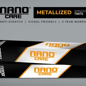 Metallized Window Tints